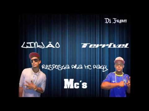 Mc Lindao Mc Terrivel_ Resposta Pra Mc Paty - Dj Fagner