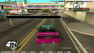 Jogando GTA San Andreas Multiplayer (S.A.M.P) 2