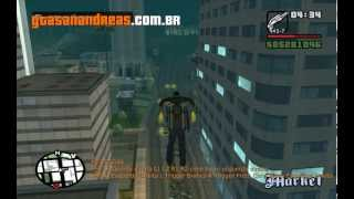 Código Do JetPack GTA San Andreas