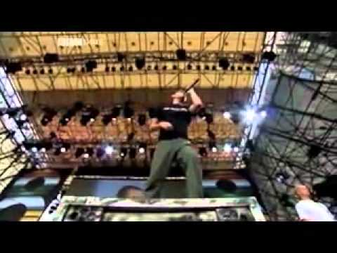 Linkin Pak - Breaking The Habit - Live @ Live 8 Philadelphia 2005
