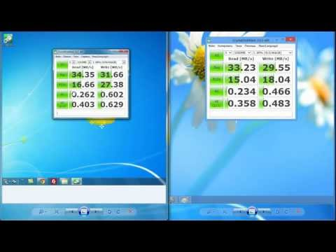Hình ảnh trong video Windows 7 против Windows 8 - Тест