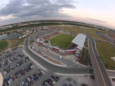 Tigres V Scorpions UANL Tigres VS San Antonio