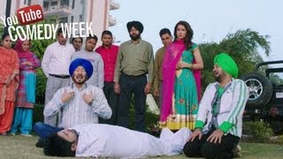 Best Punjabi Comedy Of 2013 By Jaswinder Bhalla, Guggi