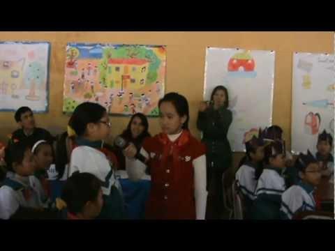 Giao lưu dạy học thí điểm Chương trình tiếng Anh lớp 6