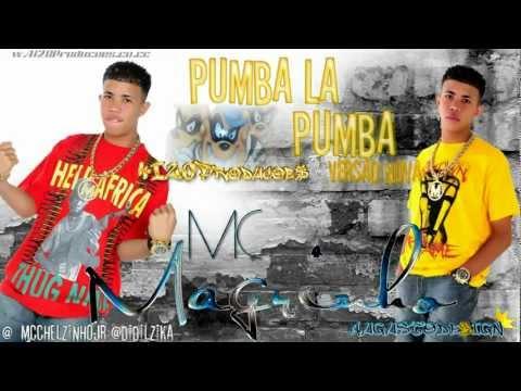 MC MAGRINHO - PUMBA LA PUMBA - VERSÃO NOVA & FODA ! LANÇAMENTO 2012 (( 4i20 PRODUÇÕES ! ))