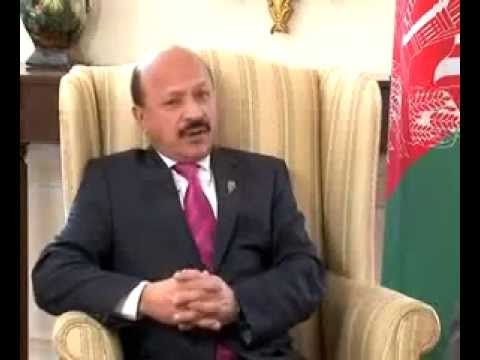 Kabul Mayor Nawandish / شهردار (شاروال) کابل نواندیش