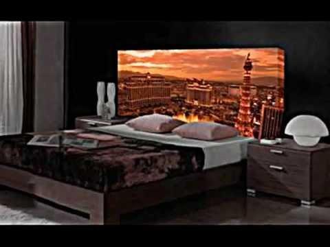 Dormitorios Modernos : Decoracion con Cabeceros Retroiluminados