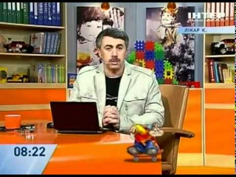 Псевдокиста головного мозга: школа доктора Комаровского