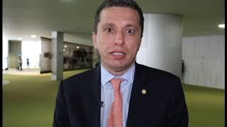 Deputado federal Fausto Pinato fala sobre sua reeleição