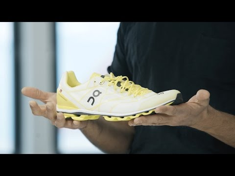 ON Cloudflash Road Racing Shoes Mens