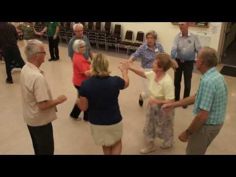 New Square Dancer Fun 2013 - Sept9