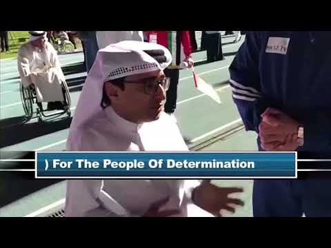 His Excellency Majid Dubai Paralympics For The People Of Determination