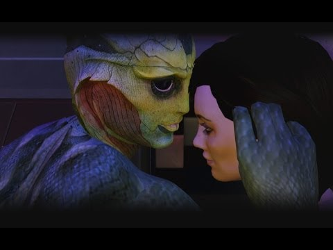 Thane New Romance Scene - 3ds Max