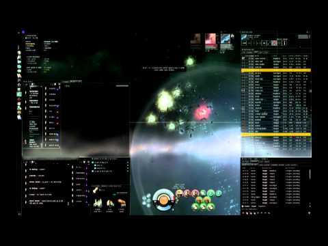 Eve Online - The Initiative. Firewall