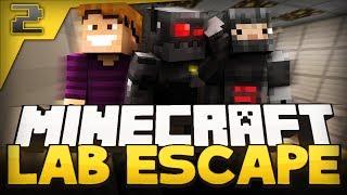 Minecraft Lab Escape: Episode 2 - Dreadful Maze