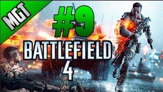 Battlefield 4 Campaña Parte 9 Gameplay En Español