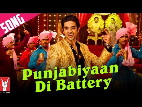 Punjabiyaan Di Battery - Full Song - Sachin feat. Mika & Honey Singh | Mere Dad Ki Maruti