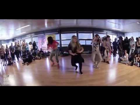 Timor Steffens - Workshop - Global Dance Centre