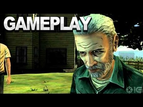 The Walking Dead: The Game - Choice Gameplay
