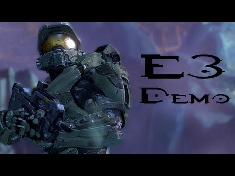Halo 4 - Walkthrough Gameplay Demo E3 2012 [HD] (XBOX 360)