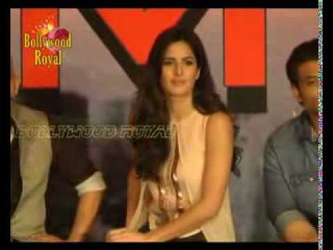 Aamir Khan, Katrina Kaif, Abhishek Bachchan & others at Media Conference of ''Dhoom 3'' Part-3