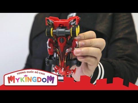 Giới thiệu đồ chơi Thần Xe Đại Chiến #07 | Dòng Xe Tốc Độ Nâng Cao