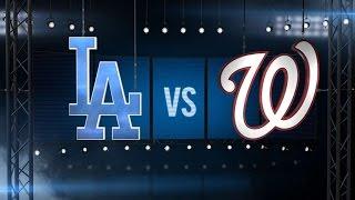 10/13/16: Jansen, Kershaw power Dodgers to NLCS