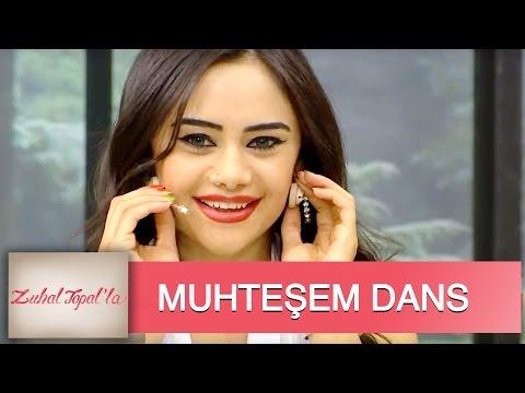 Zuhal Topal'la 66. Bölüm (HD)   Naz ve Baha'dan Muhteşem Dans Performansı