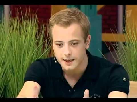 Hình ảnh trong video Дуня в передаче Давай