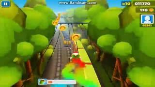 GamePlay Cu Jocul Subway Surfers