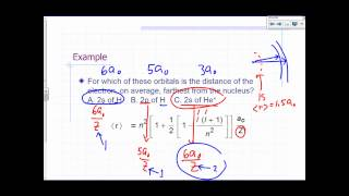General Chemistry Lecture: Atomic Orbitals