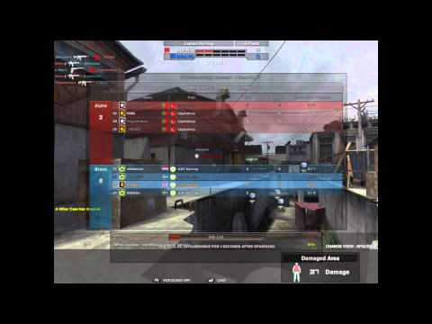 Combat arms: ClanWar xLNT Gaming Vs L3g3nd4rys: | First Half | HD