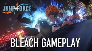 Jump Force - Bleach Gameplay