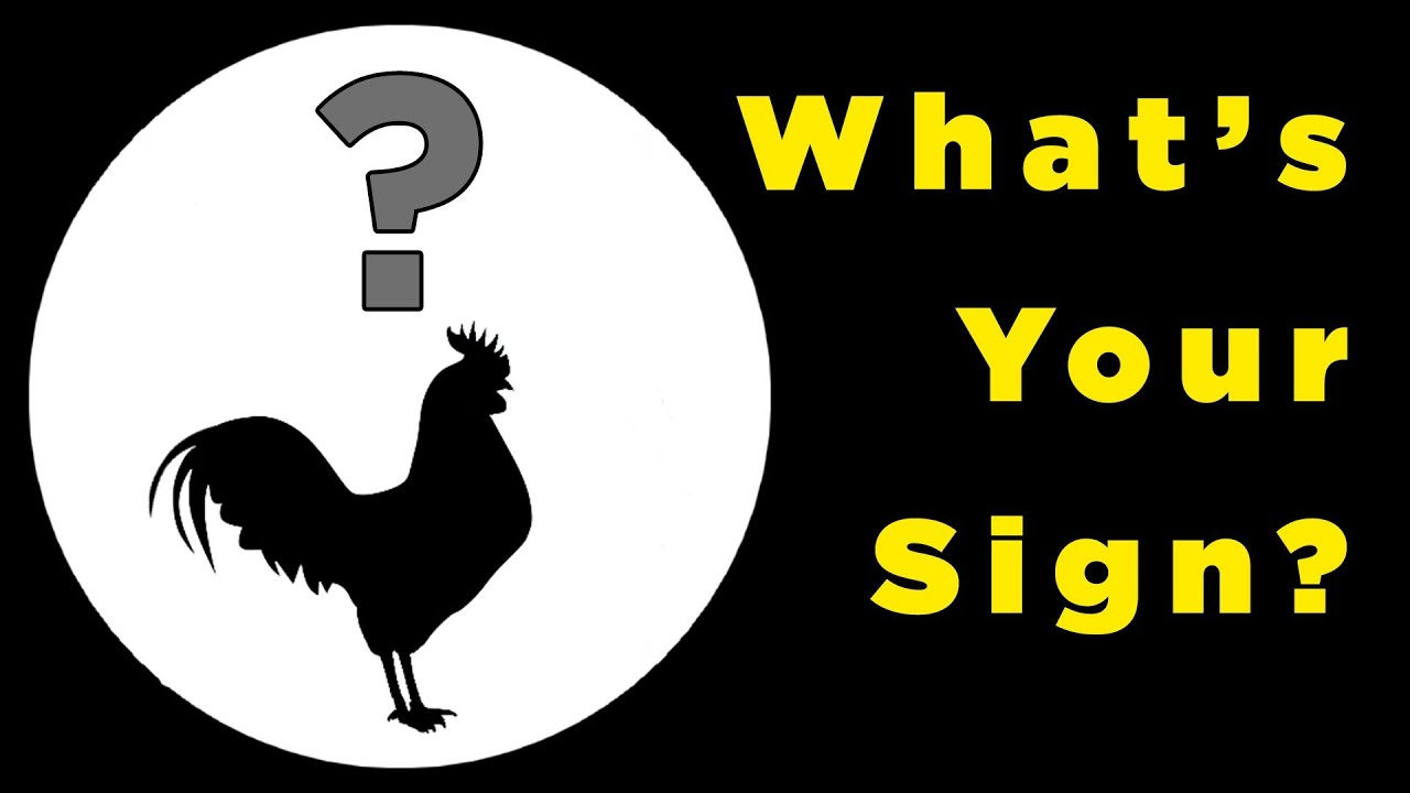 What your chinese zodiac sign says about you youtube for How do you find your zodiac sign