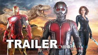 Summer Movies Trailer (2015) HD