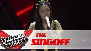 "Elen ""Hallelujah"" | Sing Off | The Voice Kids Indonesia Season 2 GTV 2017"