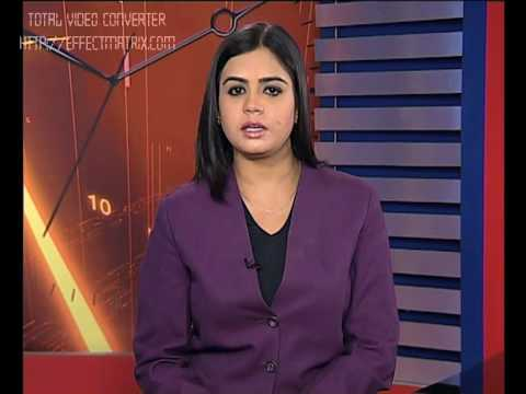 Aarushi Murder Mystery; News Anchor Anamica Saxena @ Focus TV (India)