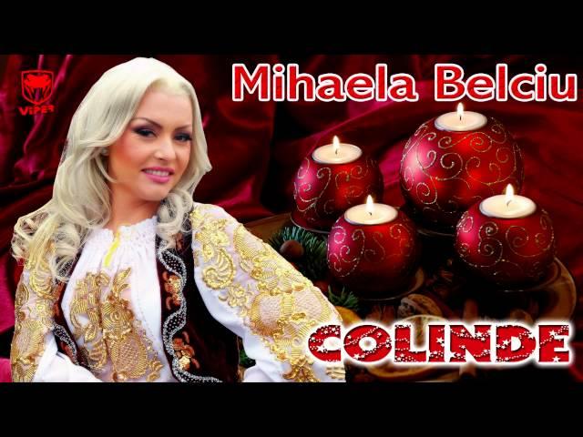 COLINDE - Mihaela Belciu - Iata, vin colindatori