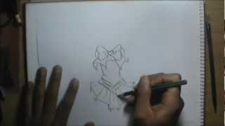 Curso de dibujo a lápiz. Parte 21
