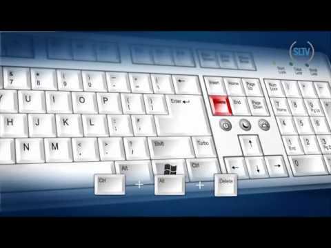 Секретная клавиша Windows