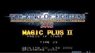 PSP Como Descargar The King Of Fighter 2002 Magic Plus