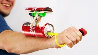 How to Build Coca Cola Spy Gun