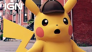 Detective Pikachu Confirmed for Western Release on 3DS - IGN News