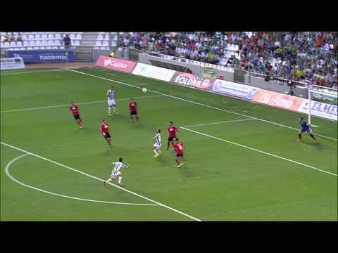 Todas las ocasiones del Córdoba CF (0-0) Real Murcia