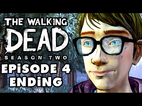 The Walking Dead: Season 2 - Episode 4: Amid the Ruins - Gameplay Walkthrough Part 3