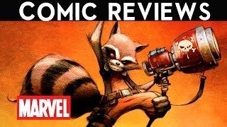 Rocket Raccoon #1 & More Marvel Comic Reviews - Jawiin