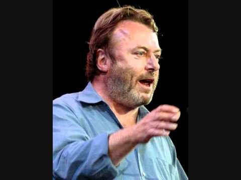 Christopher Hitchens Vs. Chris Hedges on Religion -  Part 1/4