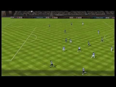 Goles De Everton 1-3 Manchester City.... Tripleta De Aguero
