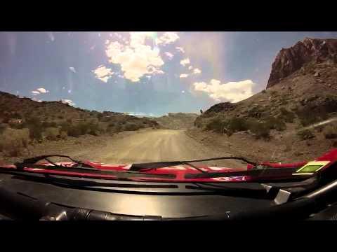 Экипаж ByFrederic на Dakar 2014