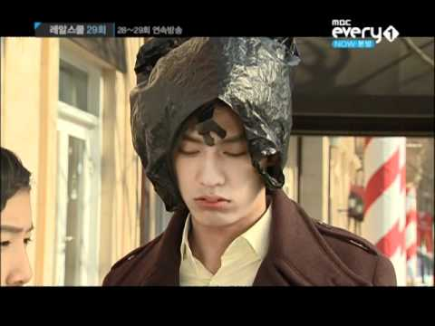 110217 Real School Episode 29 (with Eli, Dongho and Kiseop) (1/2)